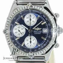 Breitling Chronomat, Rouleaux Band, Box & Papiere Top Zustand