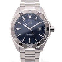 TAG Heuer Aquaracer 300 M Quartz Blue Dial Stainless Steel
