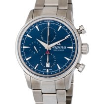 Alpina Alpiner Chronograph Automatic Men's Watch – AL-750N4E6B