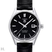 TAG Heuer Carrera Calibre 5 Automatik 39mm