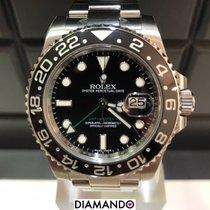 ロレックス (Rolex) GMT-Master II Ref. 116710LN / New / Box &...
