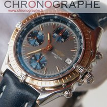 Breitling CHRONOMAT automatique bicolore lunette Or 1997