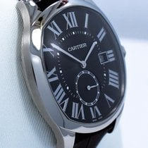 Cartier Drive De Men's Watch 41mm Steel Wsnm0006 / 3930...