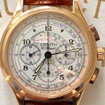 제니트 (Zenith) Chronomaster El Primero Oro Rosa Limited Edition