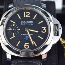 パネライ (Panerai) PAM00631  Luminor Marina Logo Acciaio