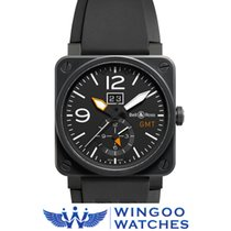 Bell & Ross BR 03-51 GMT Carbon Ref. BR03-51-GMT-CA
