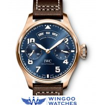 "IWC BIG PILOT'S WATCH ANNUAL CALENDAR EDITION ""LE..."