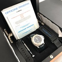 "Panerai Luminor Submersible Blue ""La Bomba"""