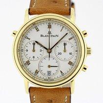 Blancpain Villeret Chronograph Rattrapante 18K Gold 1186-3442-55