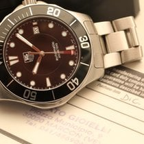 TAG Heuer Aquaracer automatic diver 42mm box papers
