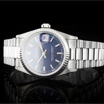 Rolex Datejust Medium (31mm) Ref.: 68279 in Weissgold mit...