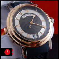 Breguet Marine Grande Date White and Rose Gold