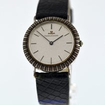 Jaeger-LeCoultre Classic Vintage Sterling Silver Pre-owned
