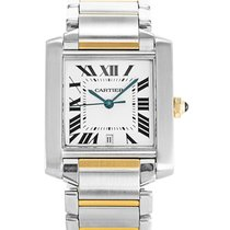 Cartier Watch Tank Francaise W51005Q4