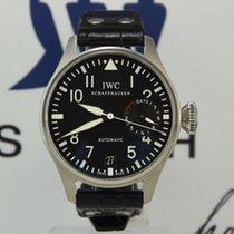 IWC Big Pilot Große Fliegeruhr Papiere Ref 500401 Faltschließe