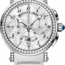 Breguet Marine Chronograph 18k White Gold 8828BB/5D/586 DD00