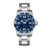 Longines HydroConquest Automatic Blue Dial Men's Watch...