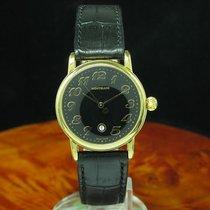 Montblanc Meisterstück Star Gold Mantel Damenuhr / Ref 7005 /...