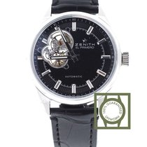 Zenith El Primero Synopsis Automatic Black dial NEW