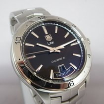 TAG Heuer Link Calibre 5 Day Date 42mm - Full Set
