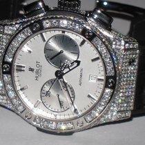 Hublot Classic Fusion Chronograph Steel Automatic Diamonds