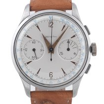 Zenith Stainless Steel Chronograph