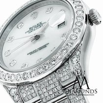 ロレックス (Rolex) Men's Rolex Diamond Datejust Ii Luxury Watch...