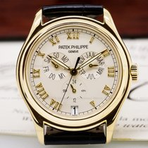 Πατέκ Φιλίπ (Patek Philippe) 5035J-001 Annual Calendar Cream...