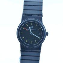 Porsche Design Damen Uhr 25mm Stahl/stahl Rar Mit Orig....