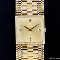 Juvenia Macho Square 18k Yellow Gold