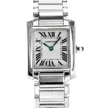 Cartier Watch Tank Francaise W50012S3