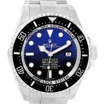 Rolex Seadweller Deepsea D-blue Dial Mens Watch 116660 Box Papers