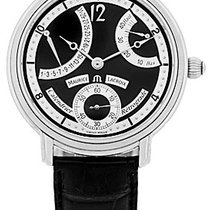"Maurice Lacroix ""Masterpiece Calendrier Retrograde""."