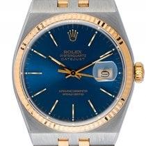 Rolex Datejust Oysterquarz Stahl 18kt Gelbgold Quarz Armband...