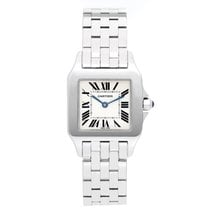 Cartier Santos Demoiselle Midsize Ladies Watch W25065Z5