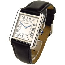 Cartier Tank Solo Steel Quartz W5200005