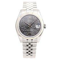 勞力士 (Rolex) Lady Datejust Stainless Steel Gray Automatic...