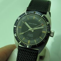 Revue Thommen Diver Sola Manual Cal. MSR T43  Vintage 33mm Unworn