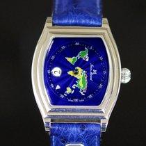 """Jean Marcel """"Mystery"""" Tonneau Uhr, nur 159 Stück, Pat. Vincent..."""