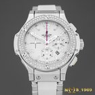 Hublot Big Bang St.Moritz 44 mm DIAMONDS Chronograph BOX&P...