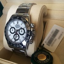 Rolex Cosmograph Daytona 116500 White Cerachrom Ceramic