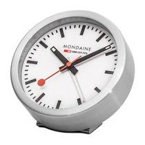 Mondaine Mini Desk Clock Quartz 125mm WALL CLOCK A997.MCAL.16SBB