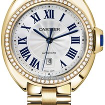 Cartier Cle De Cartier Automatic 31mm WJCL0004