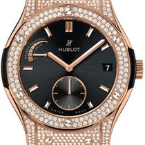 Hublot Classic Fusion Power Reserve 8 Days 45mm 516.ox.1480.lr...