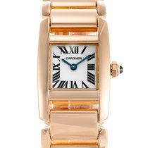 Cartier Watch Tankissime W650048H