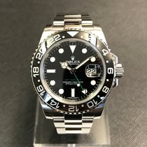 Rolex GMT-Master II Steel LC100