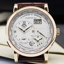 A. Lange & Söhne 116.032 Lange 1 Time Zone 18K Rose Gold...