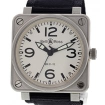 Bell & Ross Men's Bell & Ross Aviation Stainless...