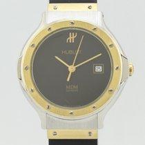 Hublot Classic MDM Quart Steel-Gold Lady 1391.2