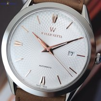 Wyler Vetta Men's Heritage 42mm Automatic  Steel on...